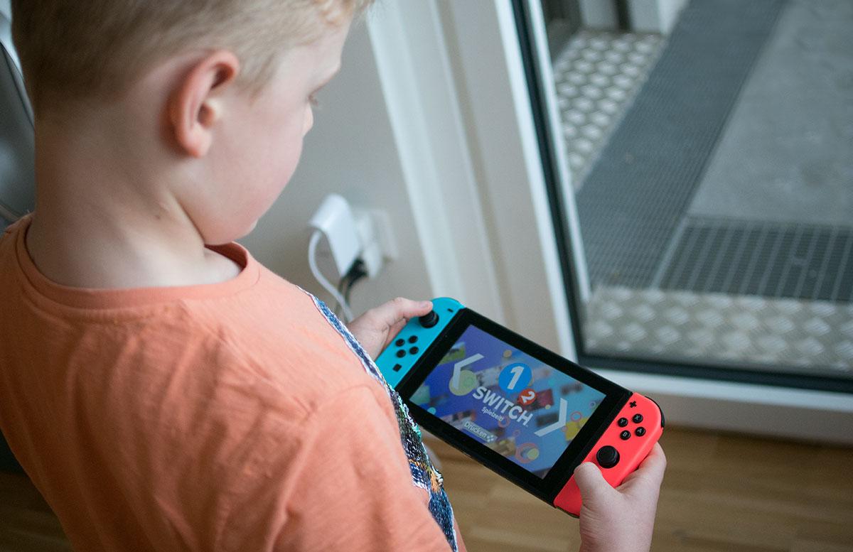 1-2-Switch für den Nintendo Switch spiele switch unterwegs spielen