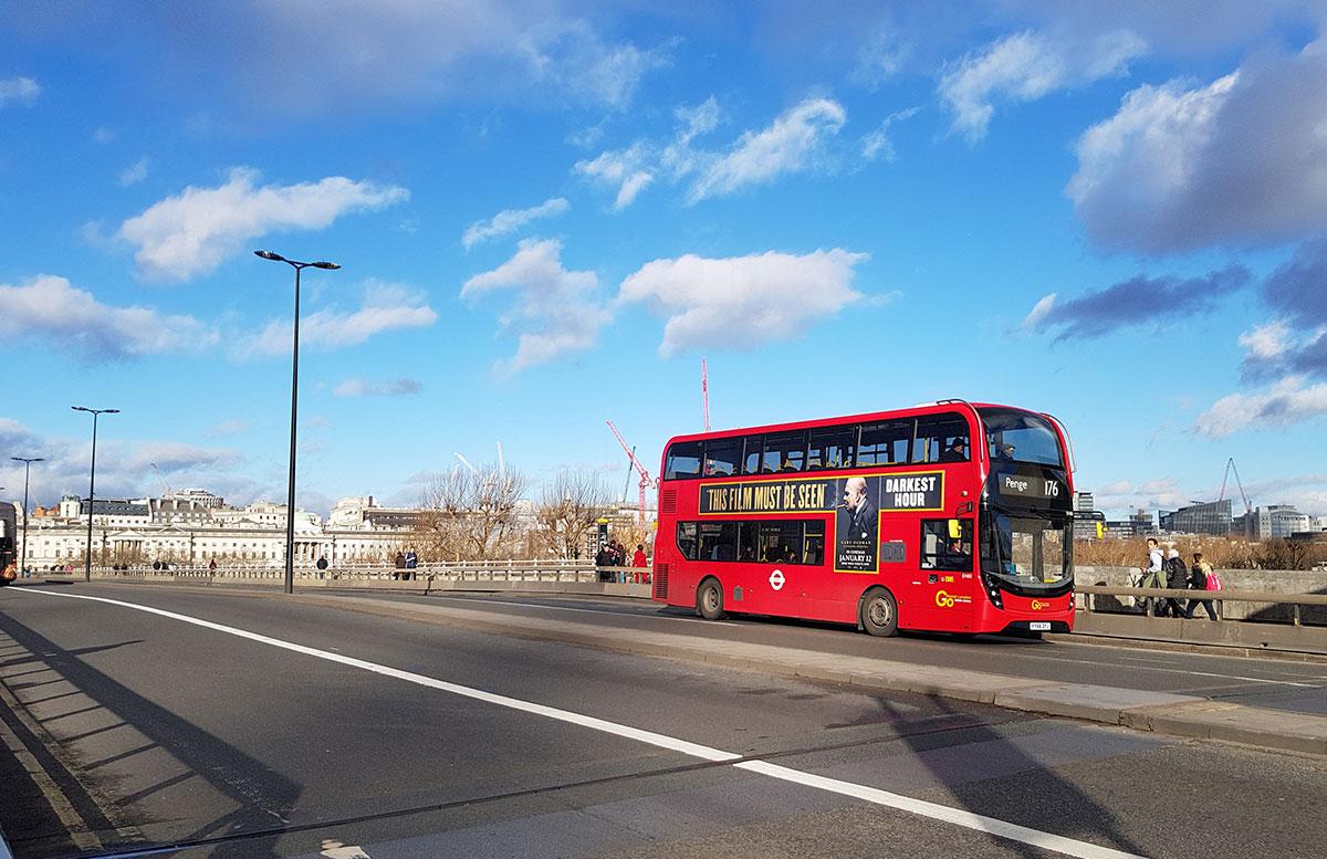 10 Ausflugstipps für London mit Kindern doppeldecker bus