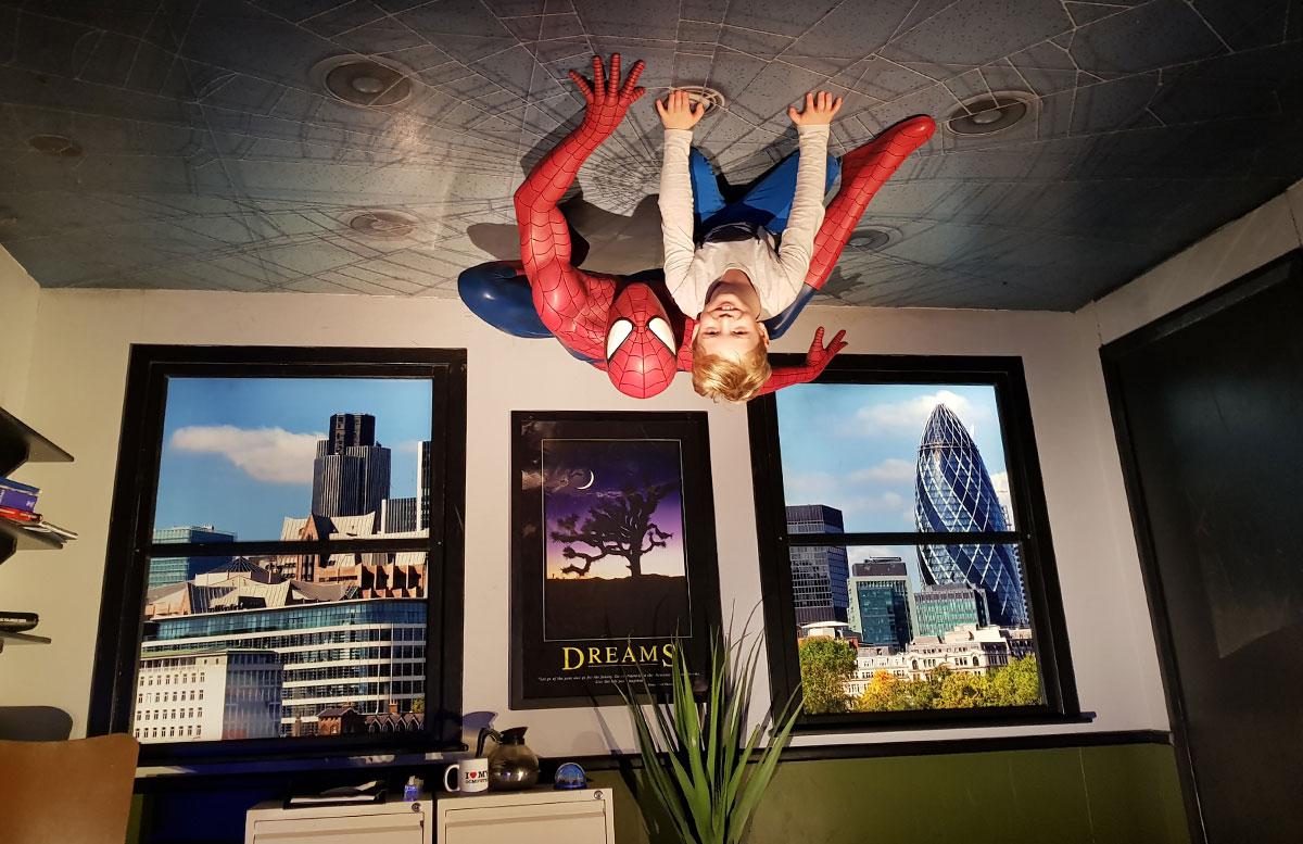 10-Ausflugstipps-für-London-mit-Kindern-made-tussauds-spiderman