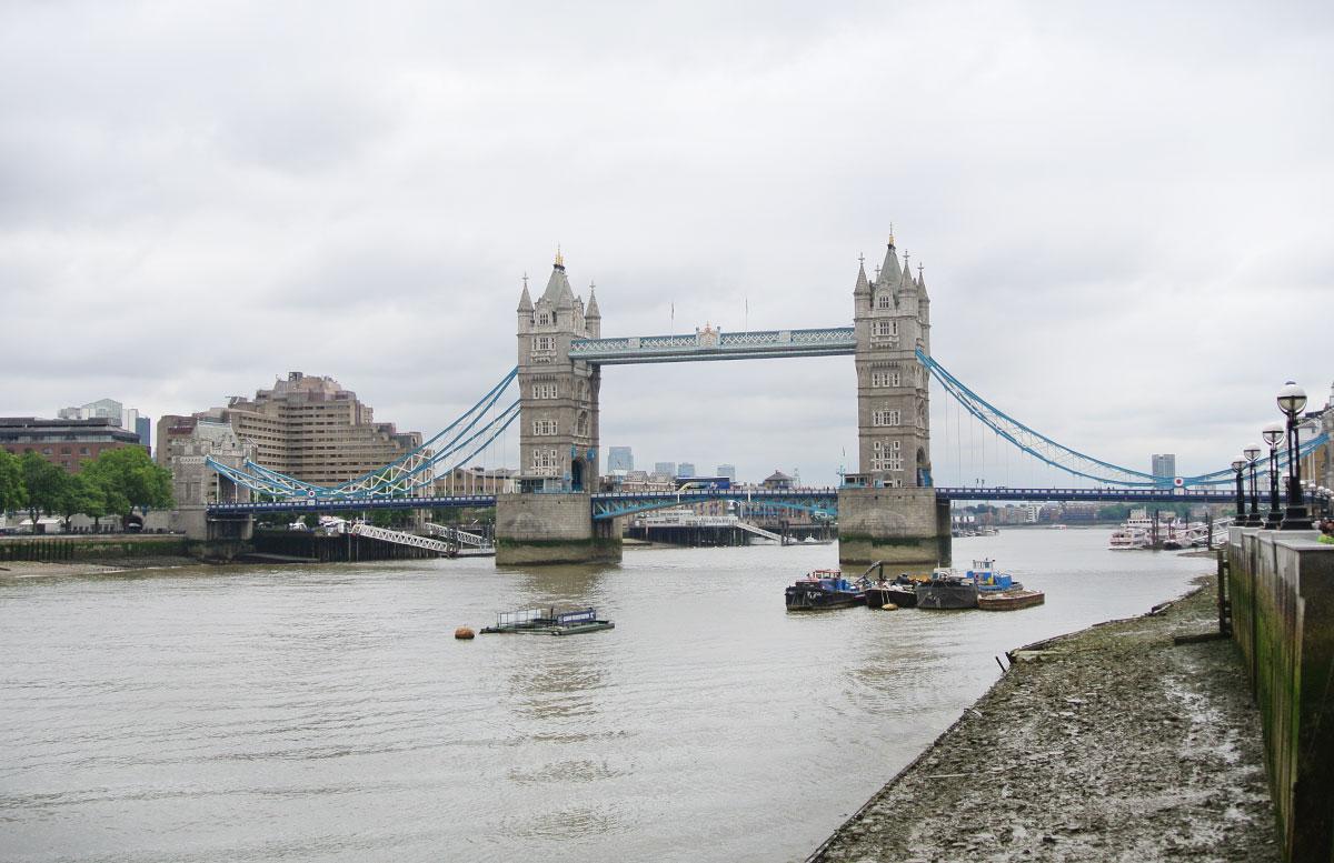 10 Ausflugstipps für London mit Kindern tower bridge
