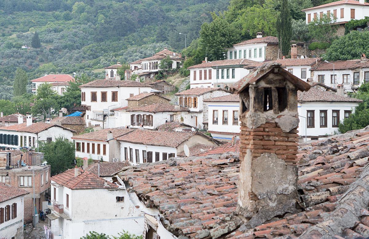 10 Ausflugtipps für Izmir, Türkei meer kaffee sirince griechische häuser