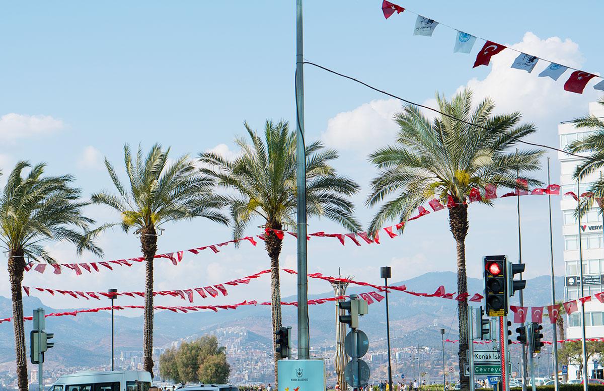 10 Dinge die man unbedingt in Izmir machen muss-palmen