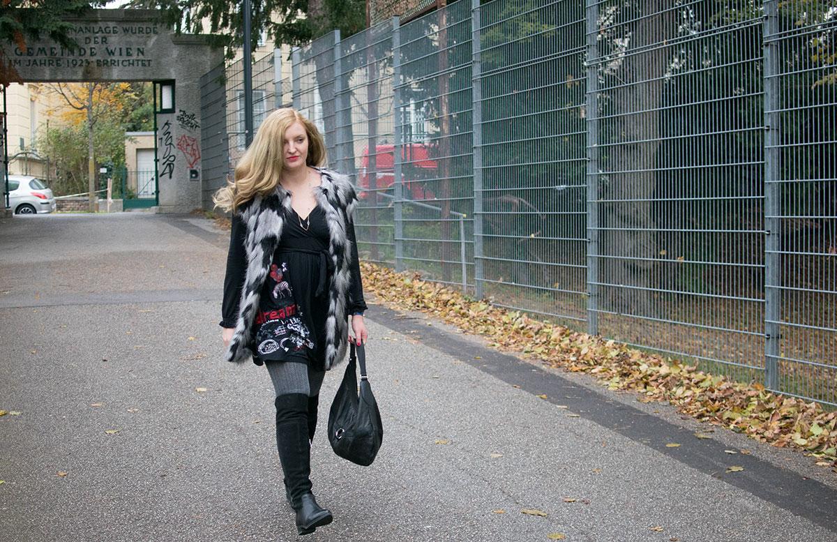 10 Dinge die sich ändern wenn man Mutter ist schritte im park