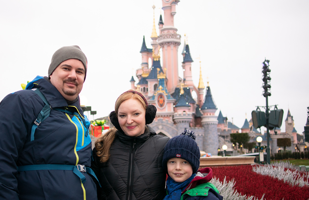 10 Tipps für das Disneyland Paris familien bild