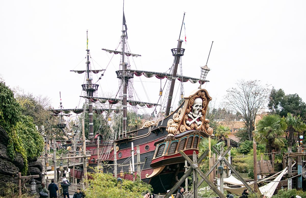 10 Tipps für das Disneyland Paris fluch der karabik