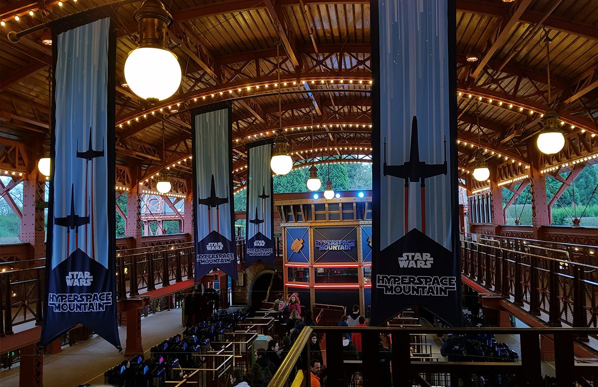 10 Tipps für das Disneyland Paris hyperspace mountain 2