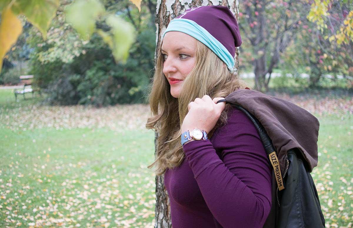 10 Tipps um fit in den Herbst zu starten odlo outfit haare und haube reversible odlo