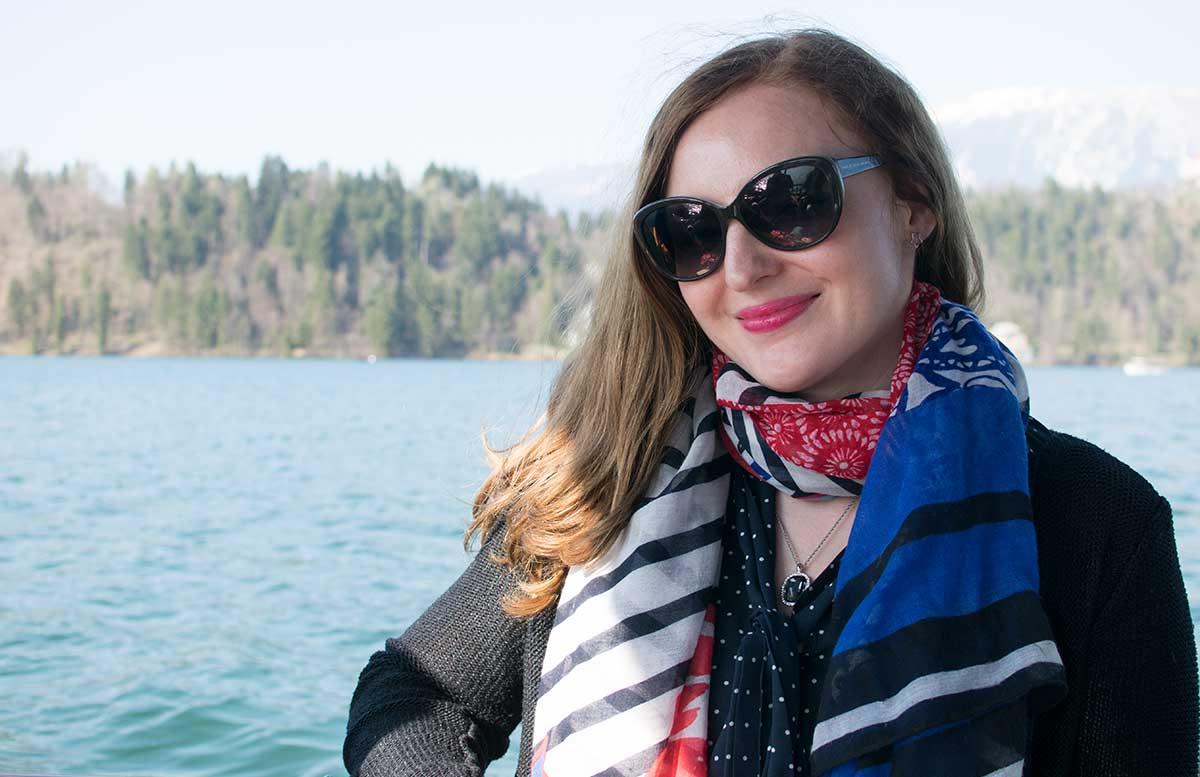 Ausflug-zur-Insel-am-See-in-Bled-bootsfahrt
