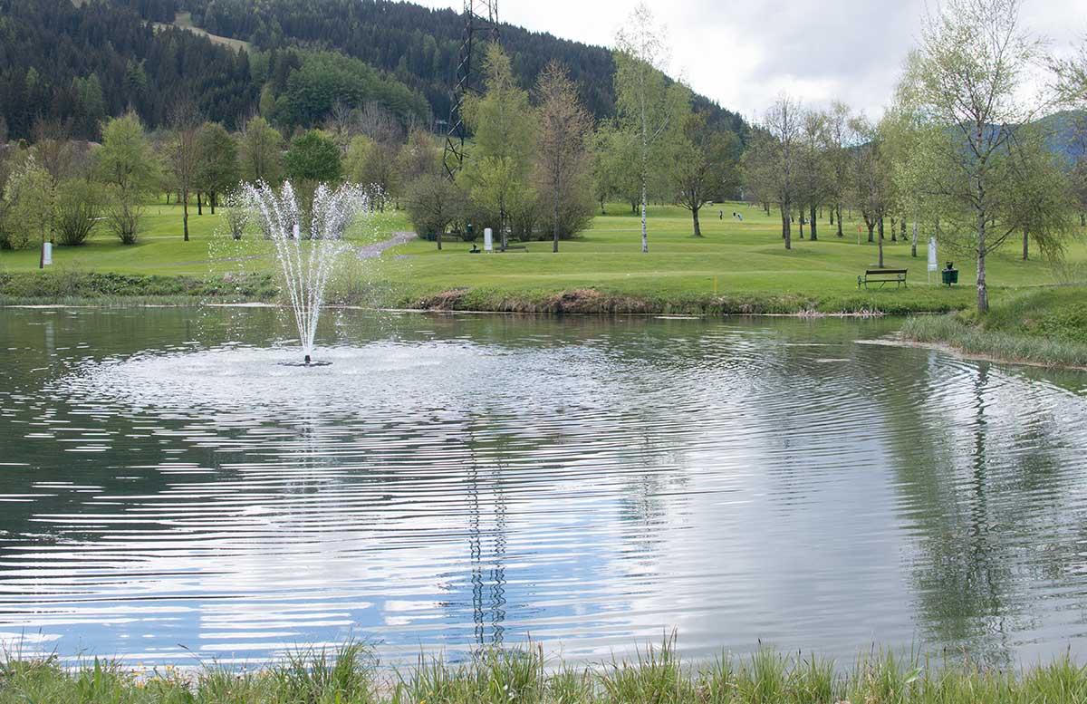 Hotel-Gut-Weissenhof-in-Radstadt-springbrunnen