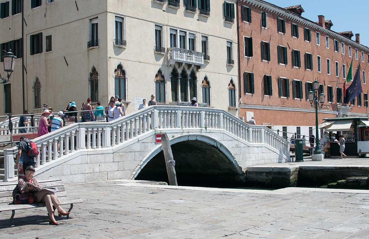 Ausflug-nach-Venedig-und-Cavallino-brücke-in-venedig