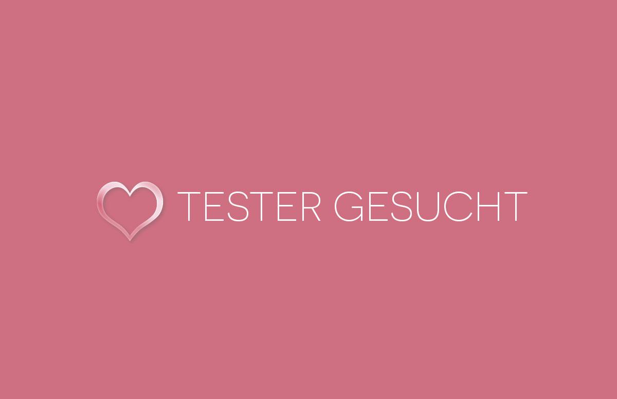 TESTER-GESUCHT