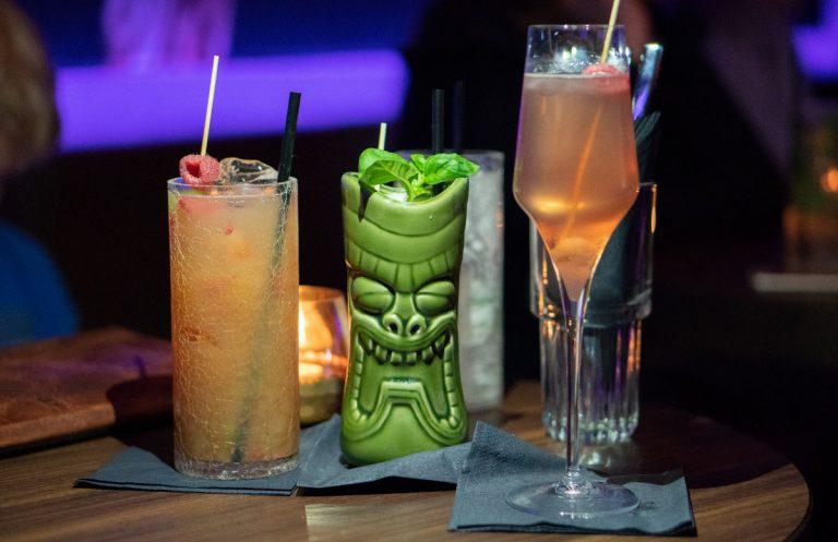 Cocktailbar MEINZ im Bermudadreieck Wien