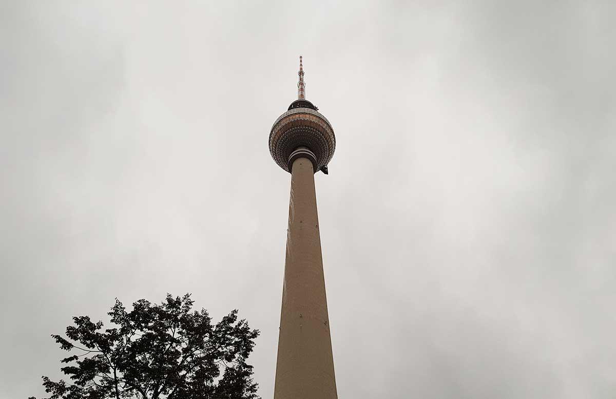 24 Stunden Trip - 10 Ausflugstipps für Berlin berliner fernsehturm