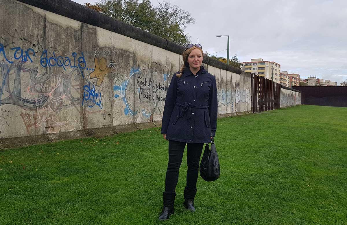 24 Stunden Trip - 10 Ausflugstipps für Berlin nordbahnhof berliner mauer vicky