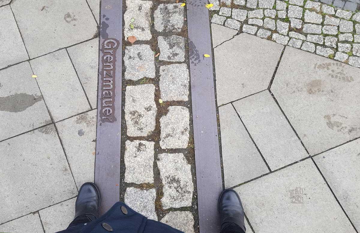 24 Stunden Trip - 10 Ausflugstipps für Berlin nordbahnhof berliner mauer grenzmauer