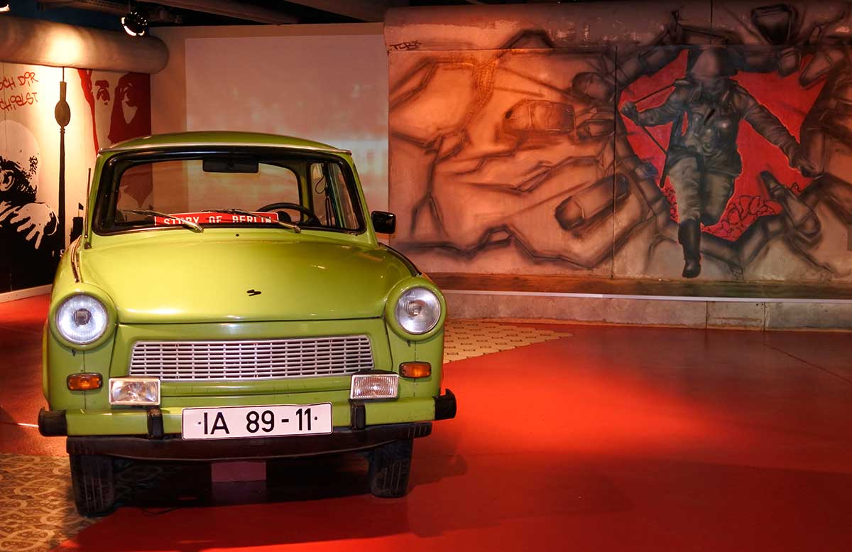 24 Stunden Trip - 10 Ausflugstipps für Berlin atomschutzbunker story of berlin