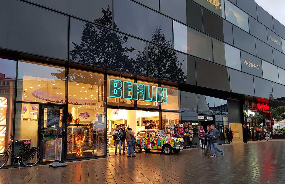 24 Stunden Trip - 10 Ausflugstipps für Berlin shopping