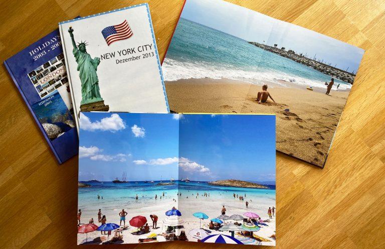 5 Tipps um ein schönes Reisefotobuch zu gestalten