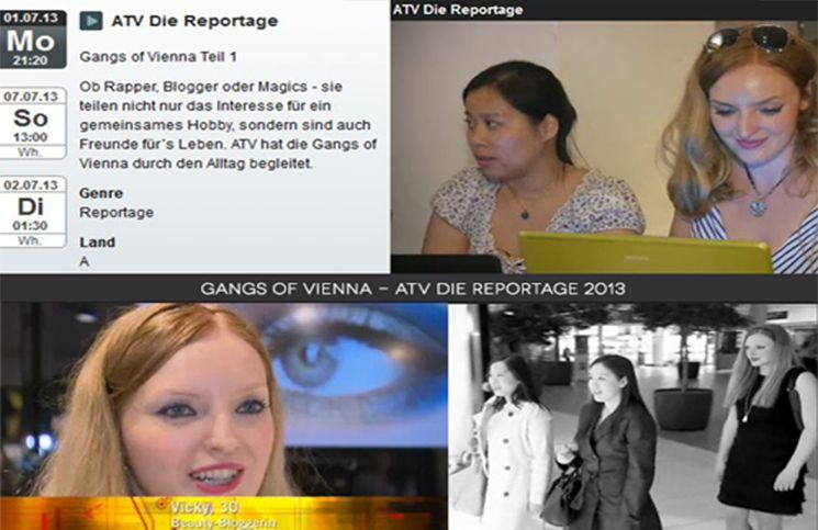 ATV Slider Gangs of Vienna