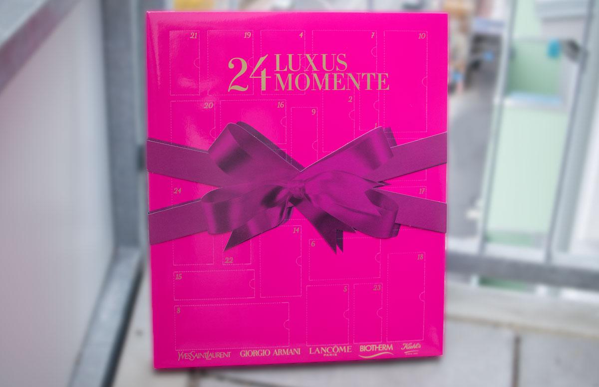 Adventskalender von L'Oréal Luxe Luxus Momente für Damen