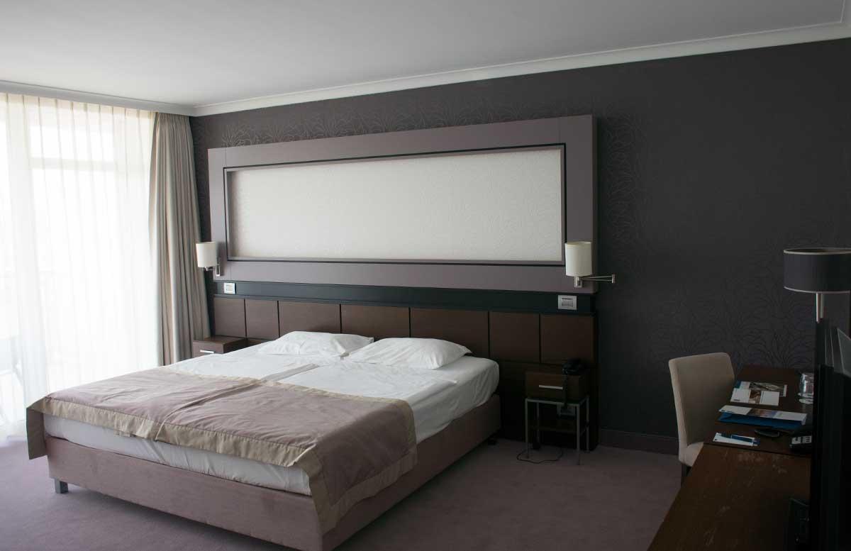 Aquaworld Resort Budapest und der Water Park zimmer
