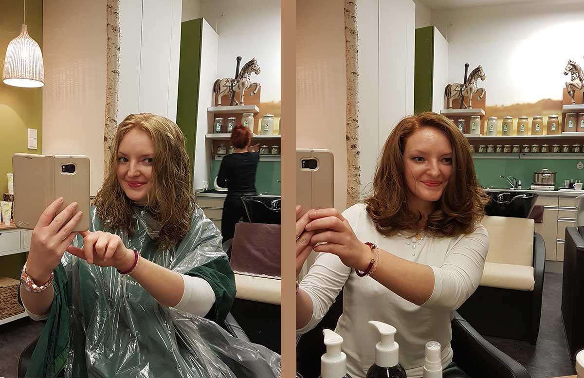 Aroma-Salon - Haare färben mit Henna - Vickyliebtdich