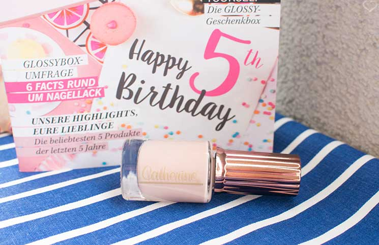 August-Glossybox-Happy-5th-Birthday-Inhalt-catherine-nagellack