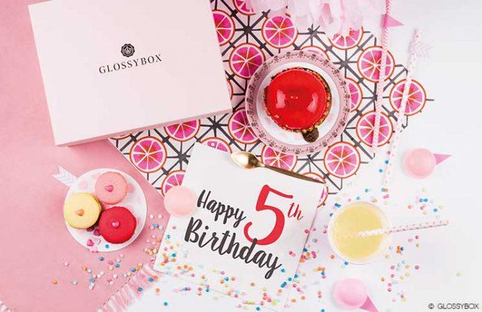 August-Glossybox-Happy-5th-Birthday-Inhalt-slider-bild