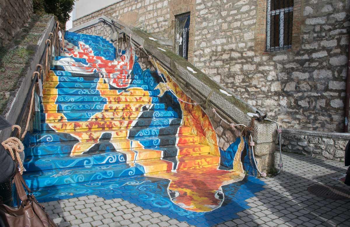 seehöhle-in-tapolca-koi-treppe