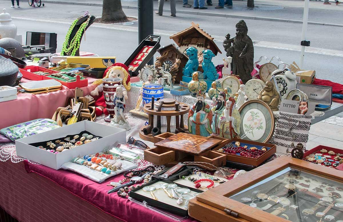 Ausflug nach Koper und Besuch des Hotel Bernardin markt