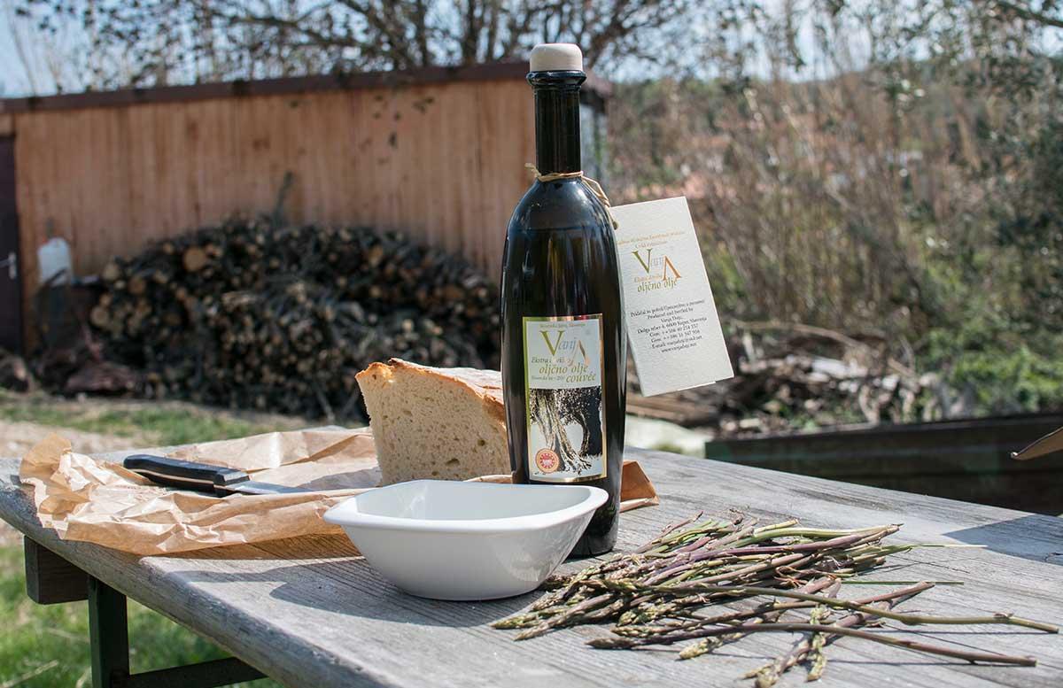 Ausflug nach Koper und Besuch des Hotel Bernardin Olivenbaum olivenöl verkostung
