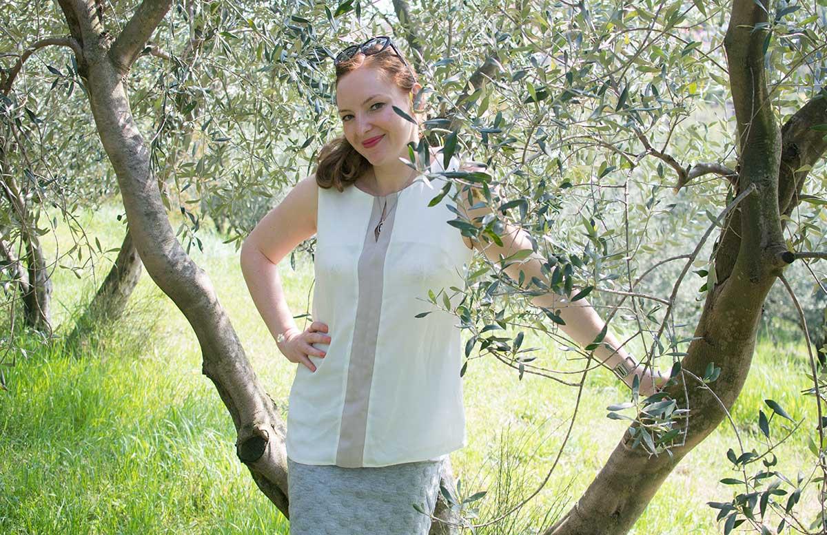 Ausflug nach Koper und Besuch des Hotel Bernardin Olivenbaum vicky