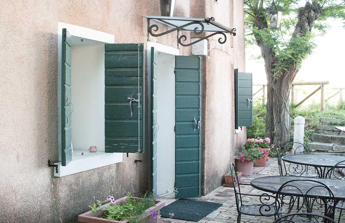Ausflug nach Venedig und Cavallino radtour lagune caffehaus