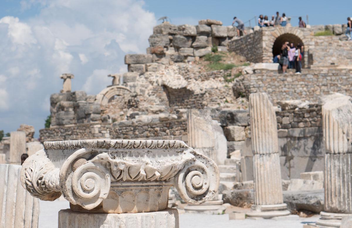 10 Ausflugtipps für Izmir, Türkei meer ephesos