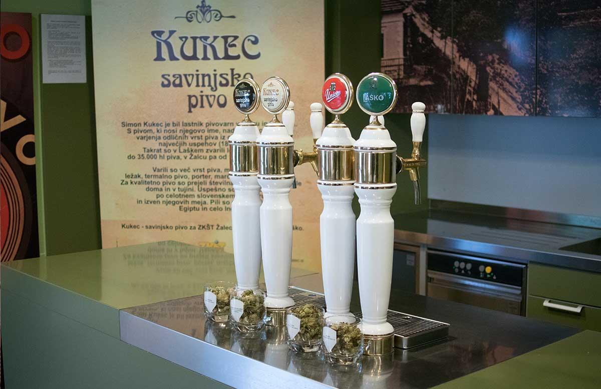 Ayurveda Detox im Hotel Thermana Lasko kukek bier zapfen
