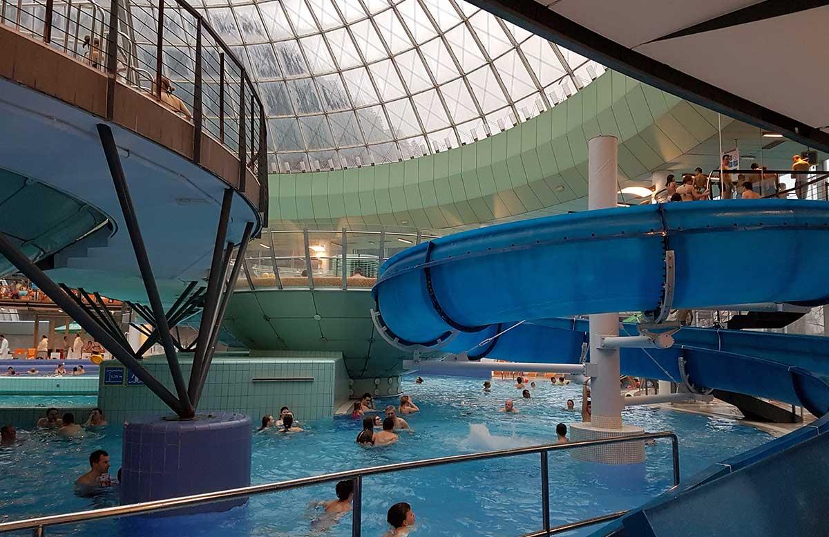 Ayurveda Detox im Hotel Thermana Park Lasko rutschen pool