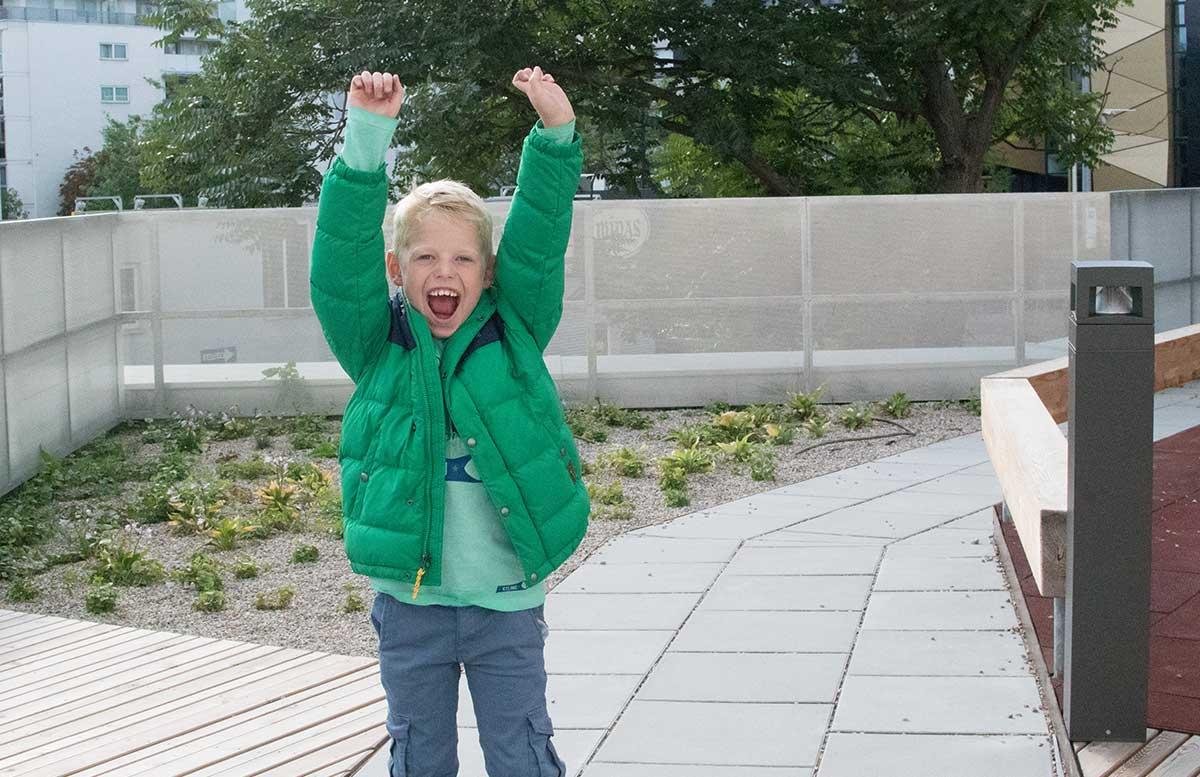 Back to School Herbst Outfit von TK Maxx Lenny mit grüner jacke ralph lauren