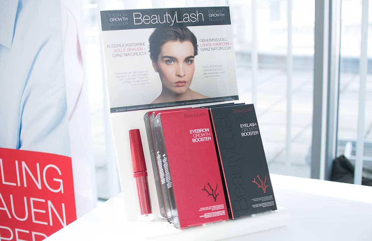 Beautypress Day im Fr  hling 2017 beautylash growth booster