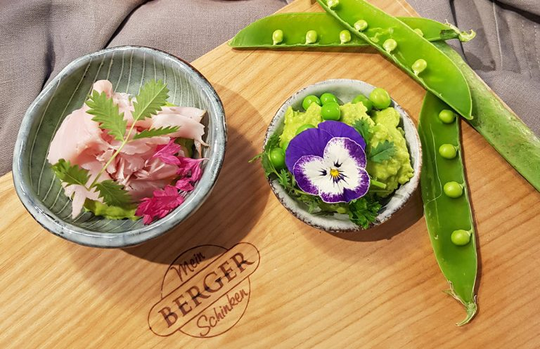Berger-Schinken Kochworkshop – inkl. Pfannenpizza Rezept