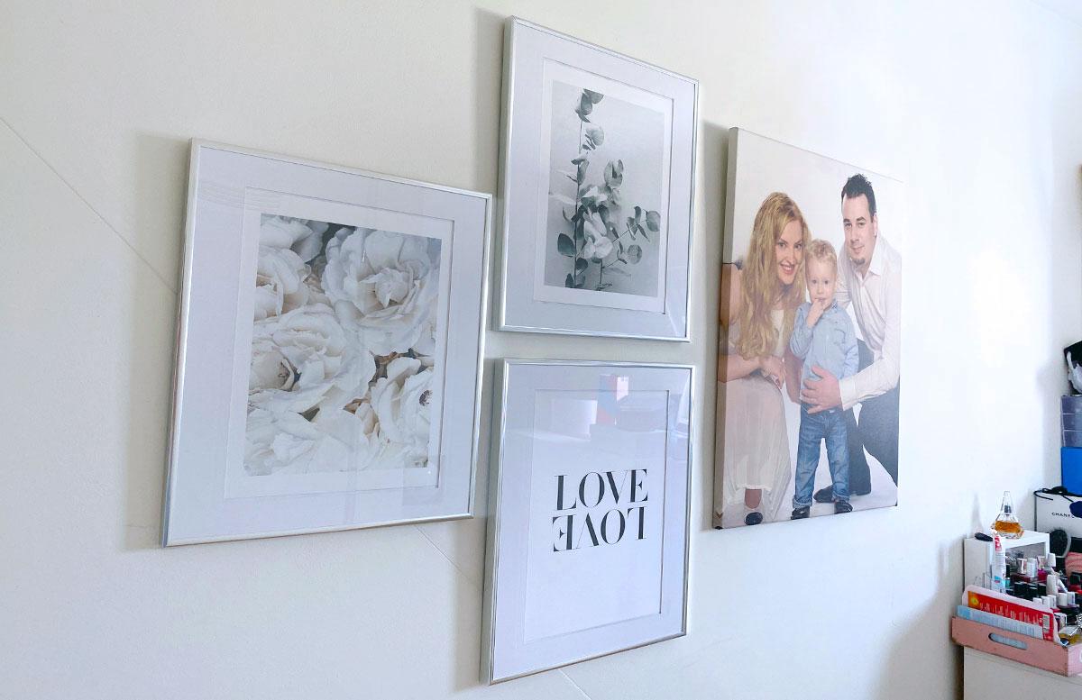 Bilderwand-Inspirationen-für-die-Wohnung-mit-Posterstore-bilderwand-familiedynamic