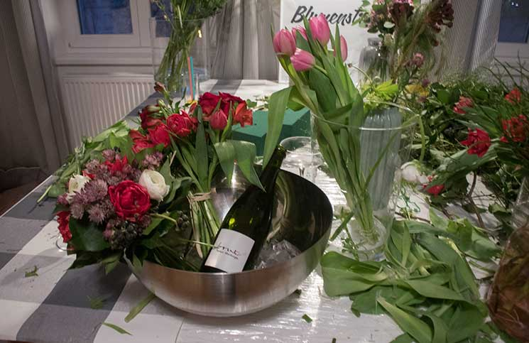 Bloomerei-Workshop-Blumen-binden