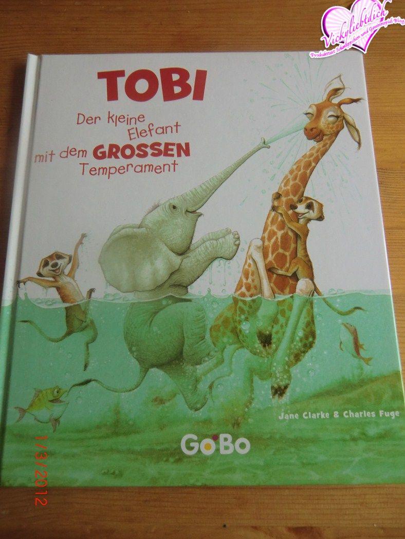 kinderbuch tobi der kleine elefant von gobo kinder vickyliebtdich. Black Bedroom Furniture Sets. Home Design Ideas