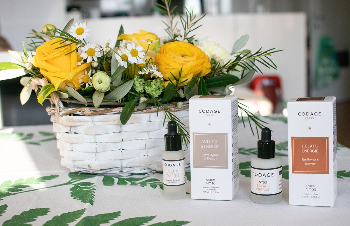 CODAGE - Seren für die Haut für jedes Bedürfnis