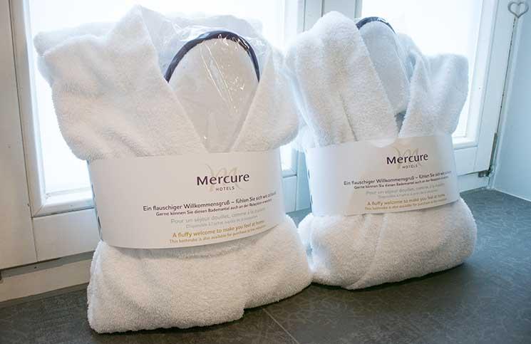 City trip nach Wien Therme wien mercure badem  ntel und pantoffel