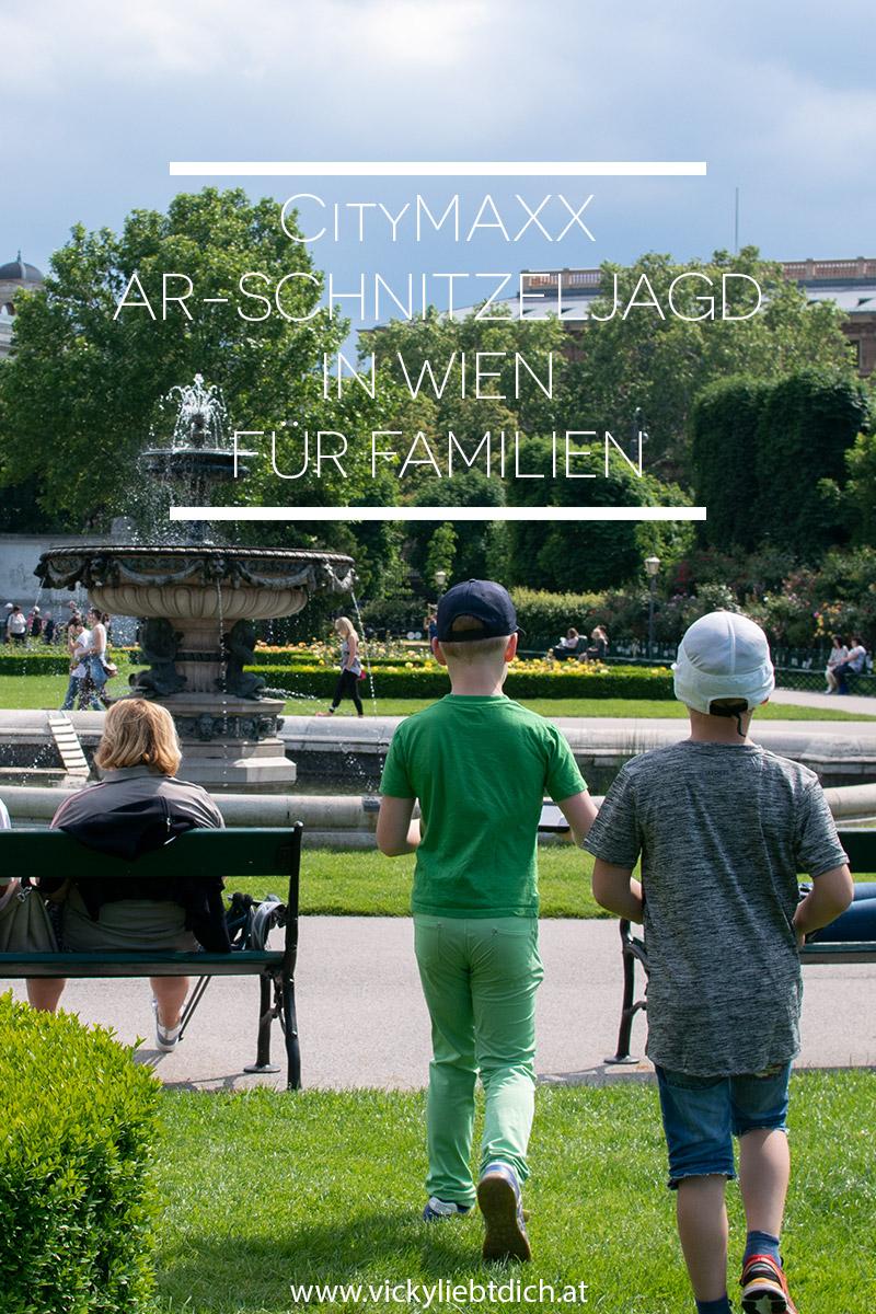 CityMAXX-AR-Schnitzeljagd-in-Wien-für-Familien-pinterest