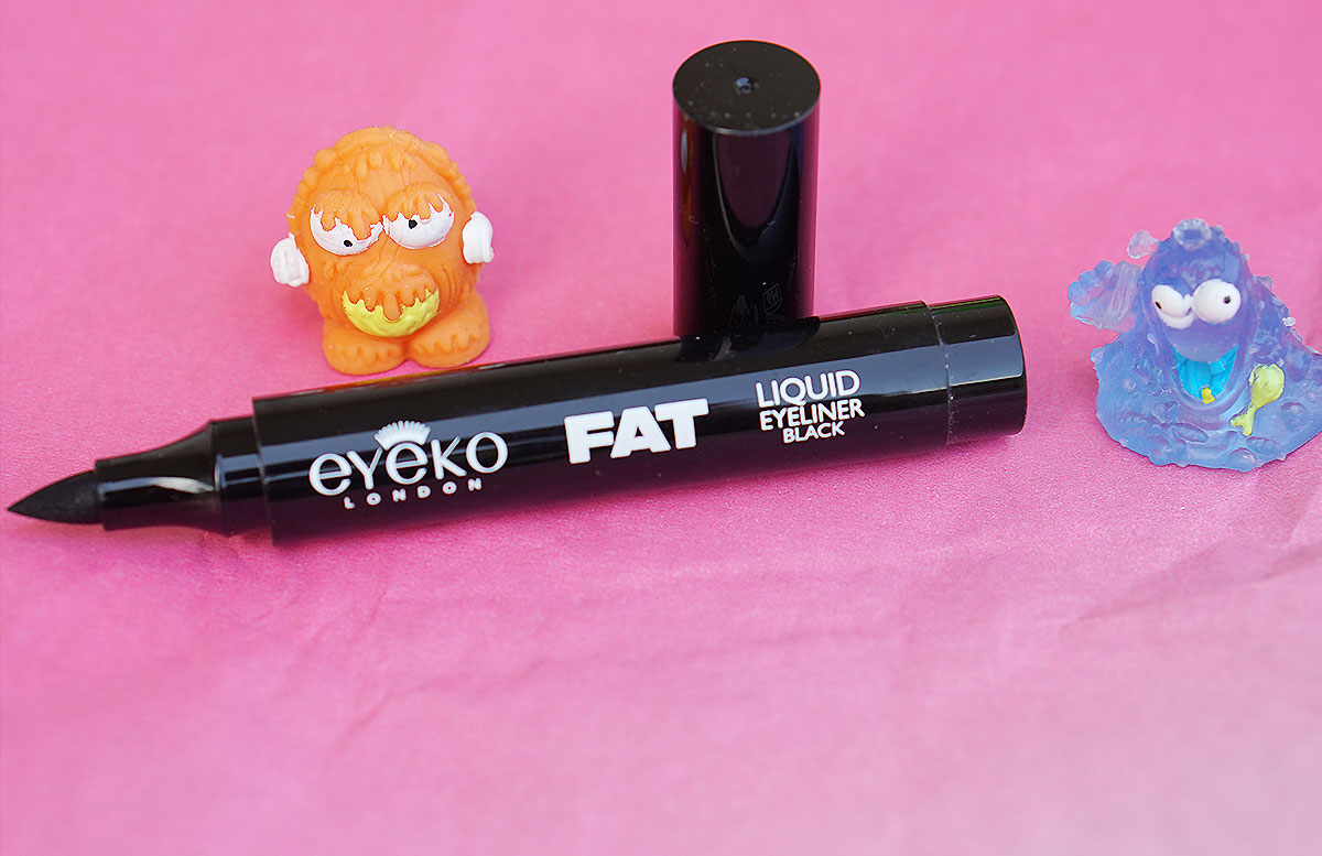 Comic Edition Glossybox Mai liquid eyeliner