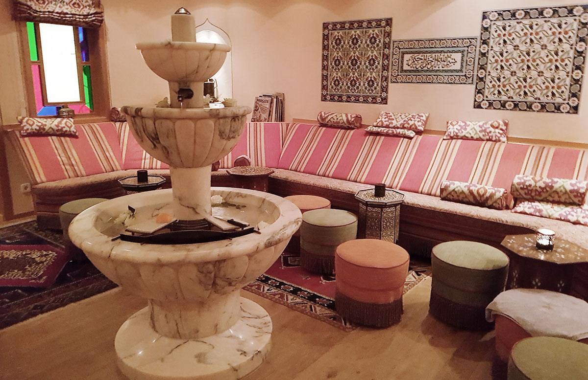 Das Hotel Hochschober auf der Turracher Höhe in Kärnten hamam sultans reich
