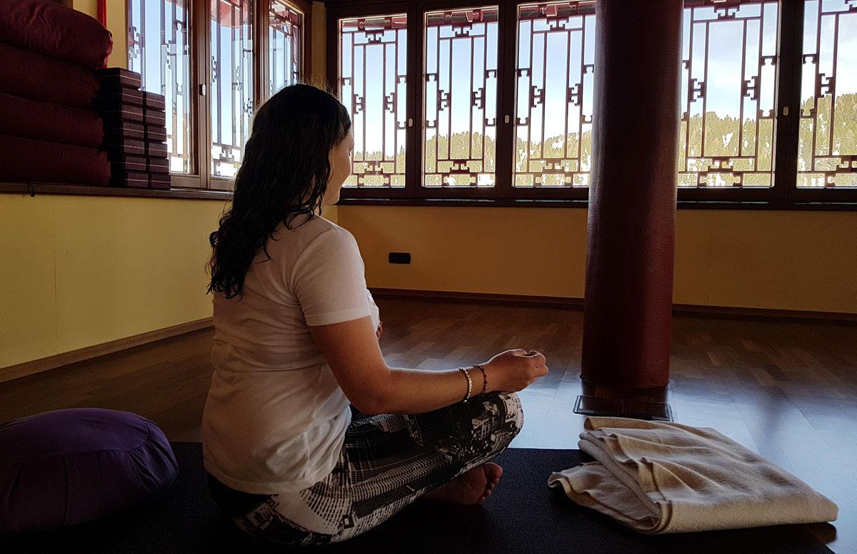 Das Hotel Hochschober auf der Turracher Höhe in Kärnten chinaturm meditation