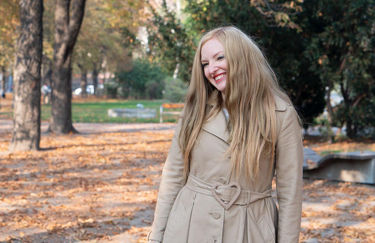 Der Traum von langen Haaren mit Oxy Extensions.