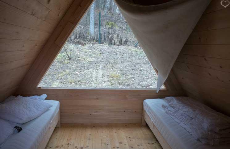Die-Burg-Bled-und-Luxus-Camping-in-Ljubno-clamping-luxus-Camping-gemütliche-holzhütten